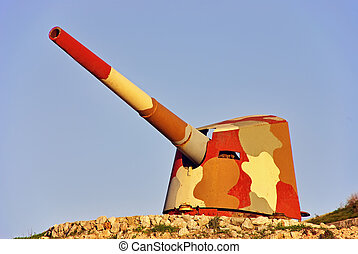 Military Cannon