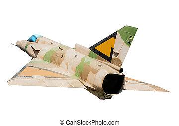 military combat plane
