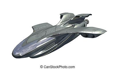 Military drone design