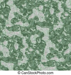 Military green seamless wire mesh texture