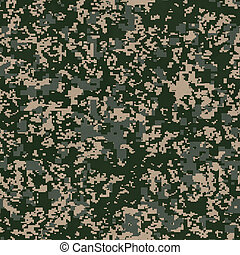 Military Grunge Background. Seamless Texture.