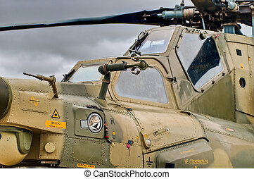 military helikopter