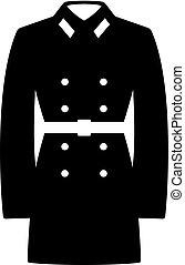 Military male uniform