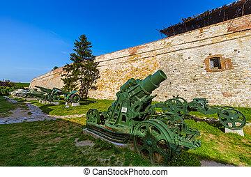 Military Museum in Kalemegdan Belgrade - Serbia