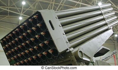 Military Rocket Weapon