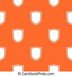 Military shield pattern seamless