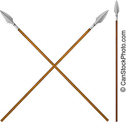 Military spears