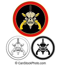 Military Special Forces Symb