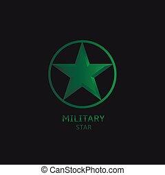 Military star