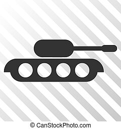 Military Tank Vector EPS Icon