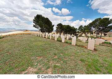 military temető
