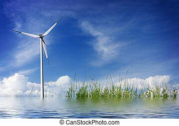 miljø vand
