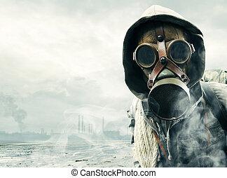 miljøbestemte, katastrofe