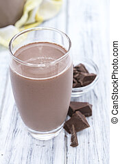 Milk Beverage (Chocolate) - Milk Beverage (Chocolate taste)...