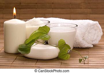milk spa