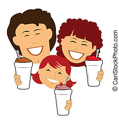 milkshake time