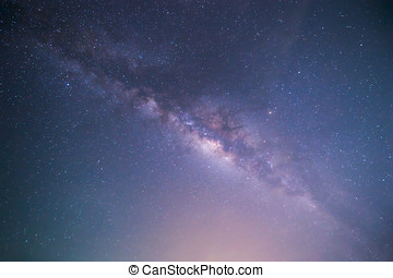 milky way in the galaxy