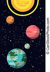 Milky way planets
