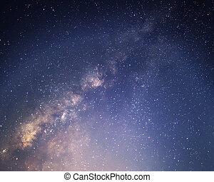 milkyway night sky background atmosphere