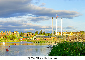 Mill District Bend Oregon - Mill District of Bend, Oregon