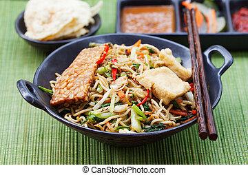 milla, goreng, goreng, cocina indonesia