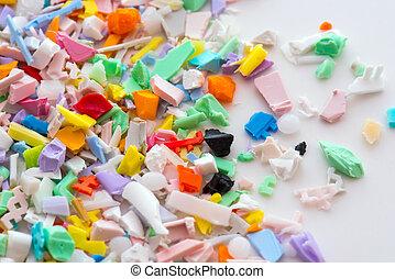 milled plastic parts