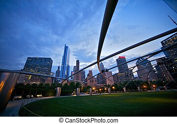 Millennium Park: City of Chicago