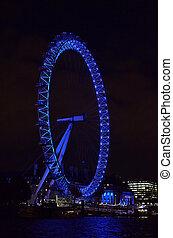 Millennium Wheel (London Eye), London, UK