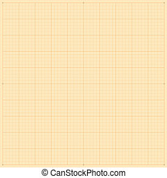 Millimeter grid background