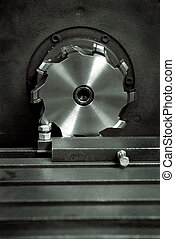 Milling Cutter/Face Mill A face mill consists of a cutter...