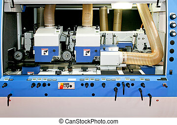 Milling machinery - Milling and sawing machinery for...