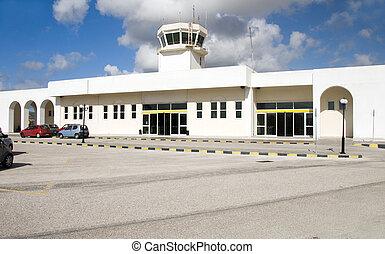milos, cyclades, eiland, griekse , luchthaven, griekenland