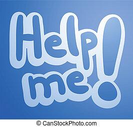 mim, ajuda