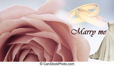 mim, casar, proposta