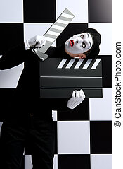 mime, acteur