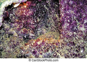 minéraux