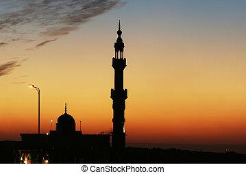 Minaret in Cairo