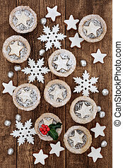 Mince Pies and Gingerbread Biscuits