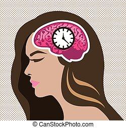 Mind Clock.