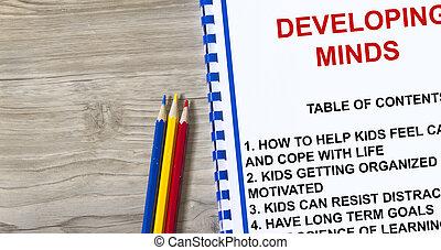 MInd development of teens