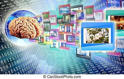Mind network technologies