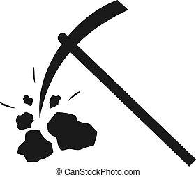 mine knock symbol
