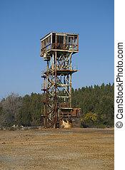 mine tower