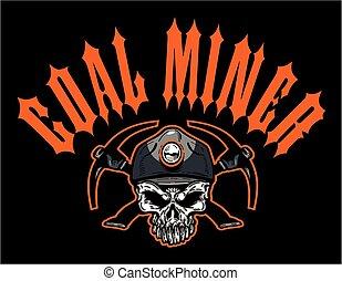 mineiro carvão