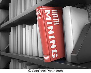 minería, -, título, book., datos