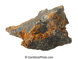 Mineral collection: blackjack.