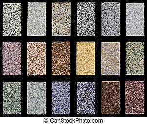 Mineral Decorative Plasters