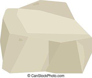 Mineral stone vector isolated - Semi precious gemstones...