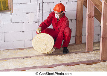mineral wool packing