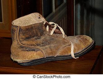 miner\'s, zapato